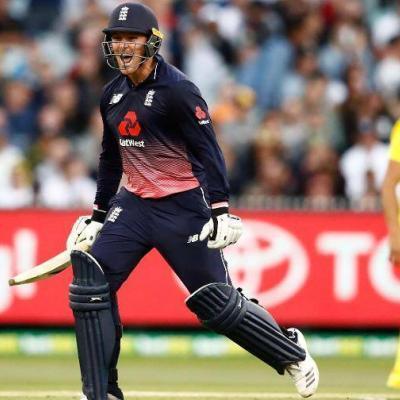England won first ODI Australia