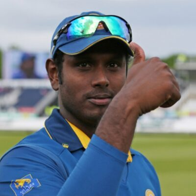 Anjelo Mathews captain srilanka cricket