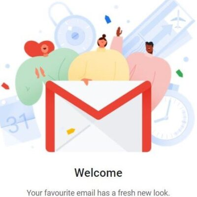enable new gmail design google