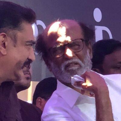 Rajinikanth Kamal Haasan Tamil Nadu