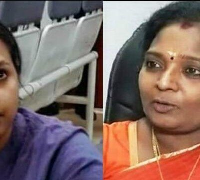 Tamilisai Soundararajan BJP Sophia Tamil Nadu