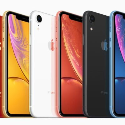apple iPhone xr smartphone ios12