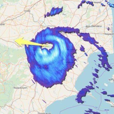 gaja cyclone tamil nadu