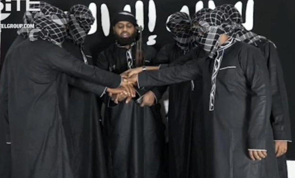 Islamic State claims Sri Lanka blasts