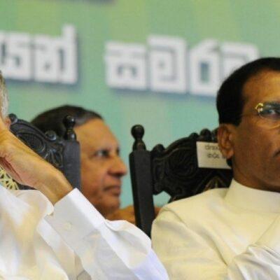 ranil Maithri should resign