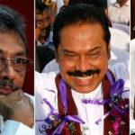 Rajapaksa brothers Sri Lanka