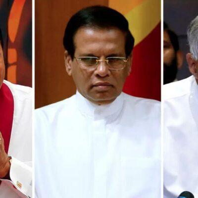 Sri Lanka political revenge