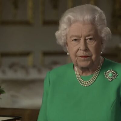 Queen Elizabeth speech