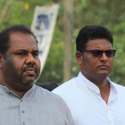 manivannan Jaffna TNPF