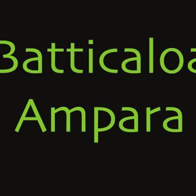 parliament election 2020 batticaloa