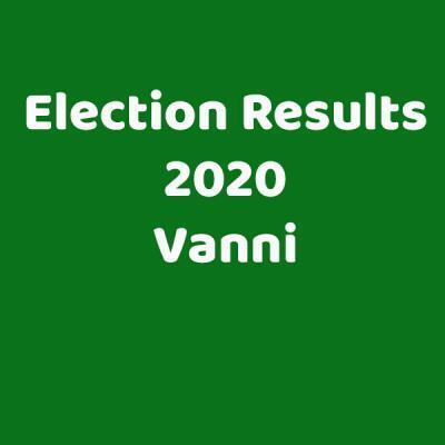 parliament election 2020 vanni