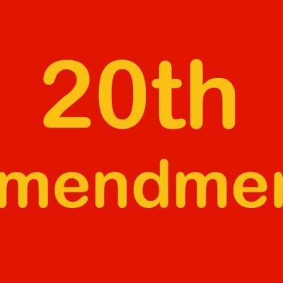Sri Lanka 20th amendment